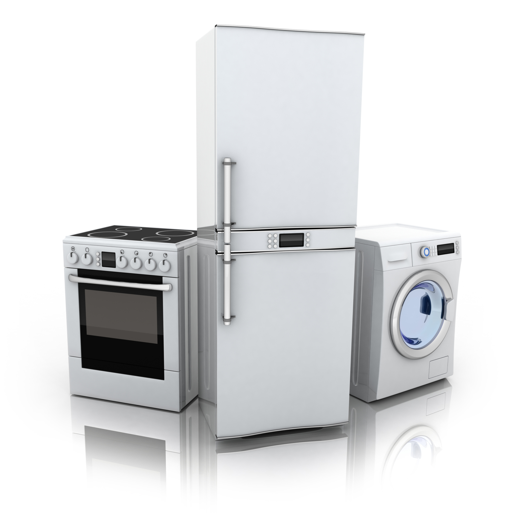 Examples of Large Appliances to be Recycled
